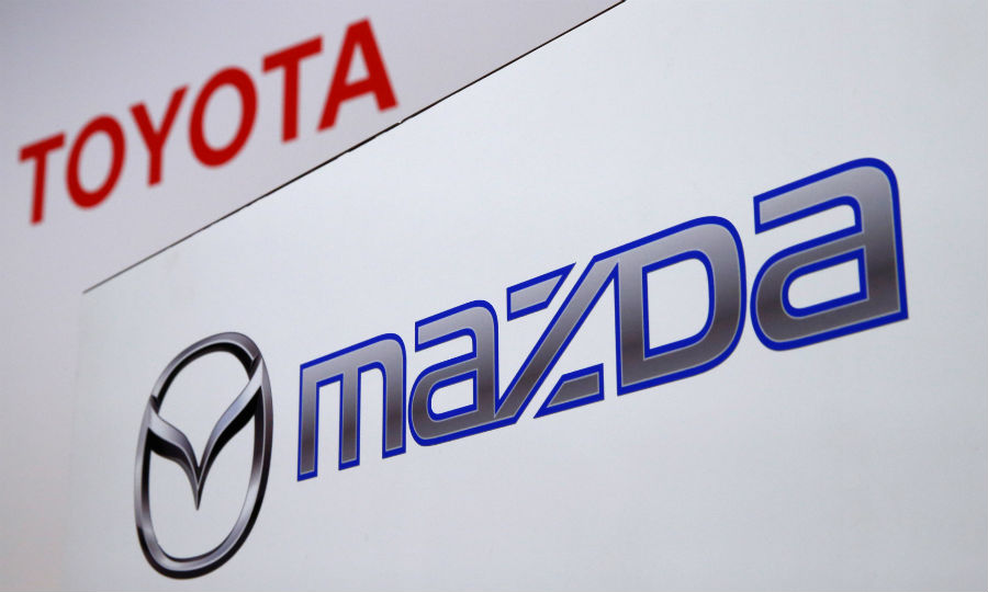 Illinois scratched from Toyota-Mazda factory sweepstakes