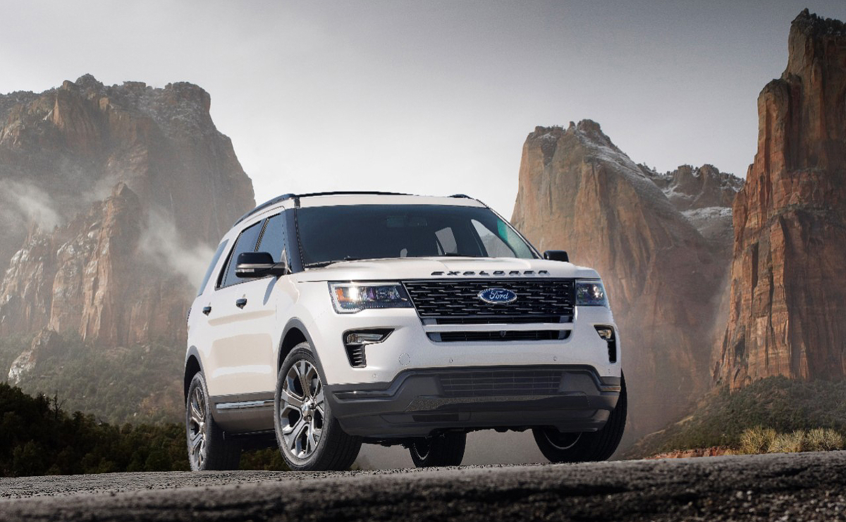 The Ford Explorer Was Last Updated In 2016