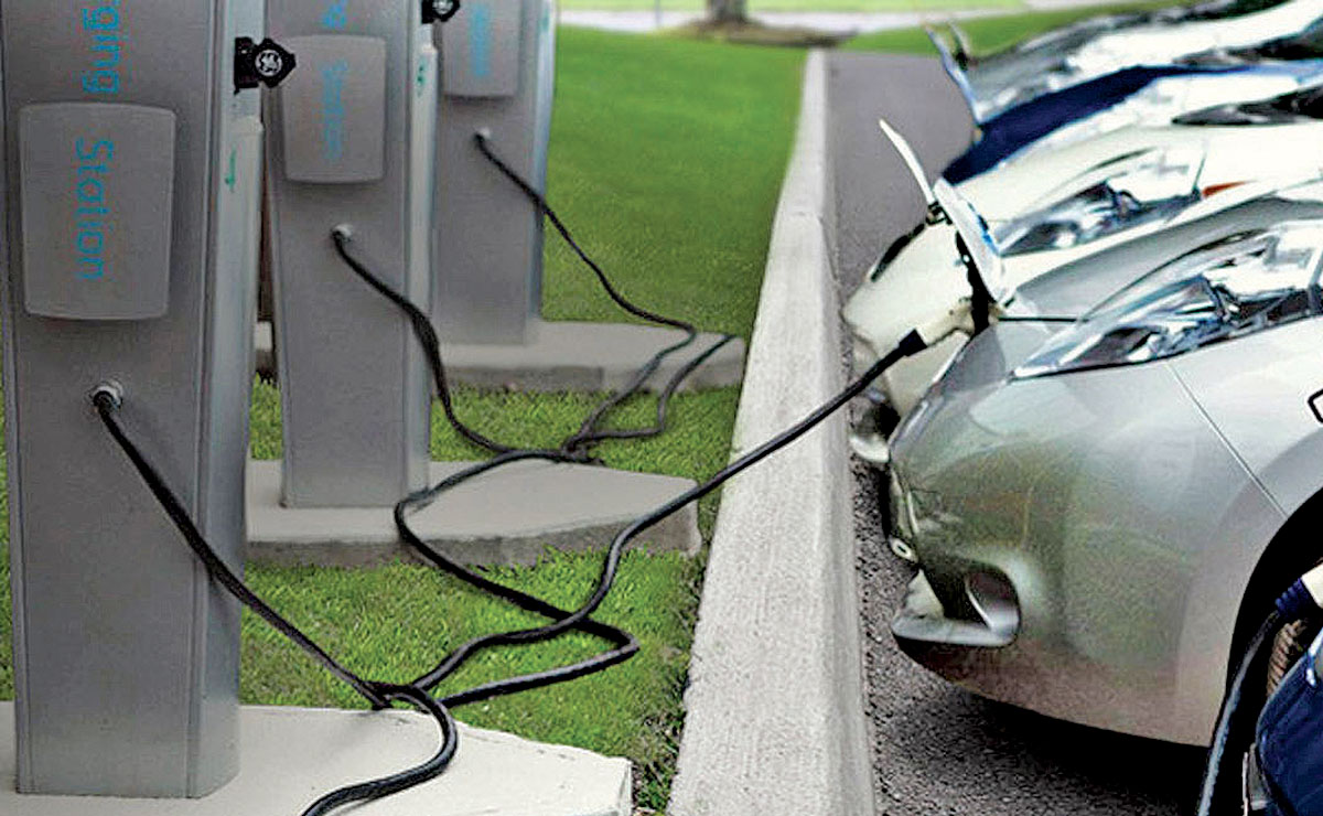 Auto Industry Mobilizes To Save Ev Tax Credit