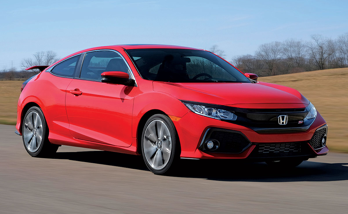 Why Honda Put A Lid On Civic Si S Power