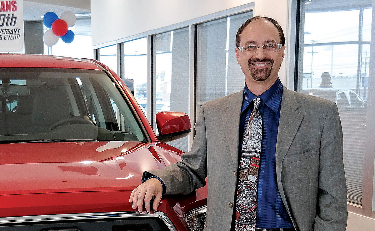 Turnover Set Off Alarm Bells At Toyota Store