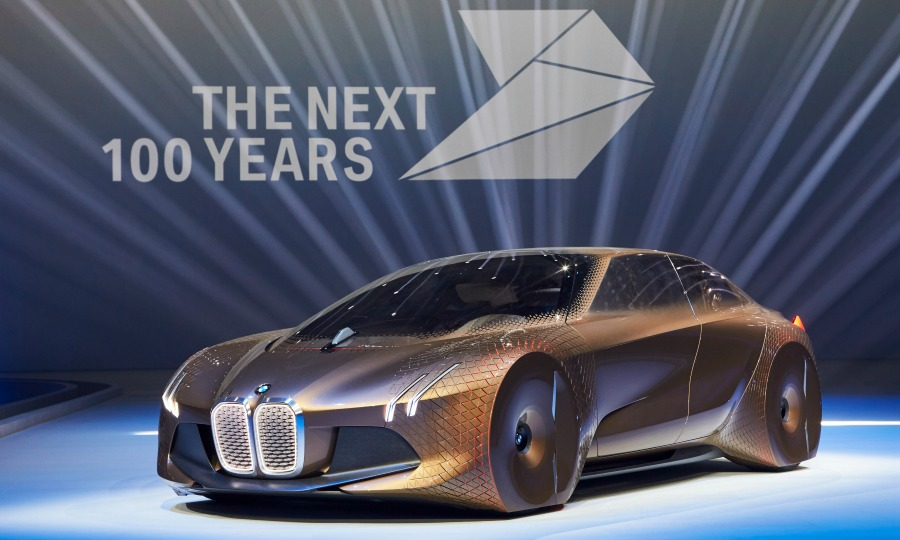 2021 BMW INext Is Fully Autonomous SUV >> Bmw Says Self Driving Car To Be Level 5 Capable By 2021