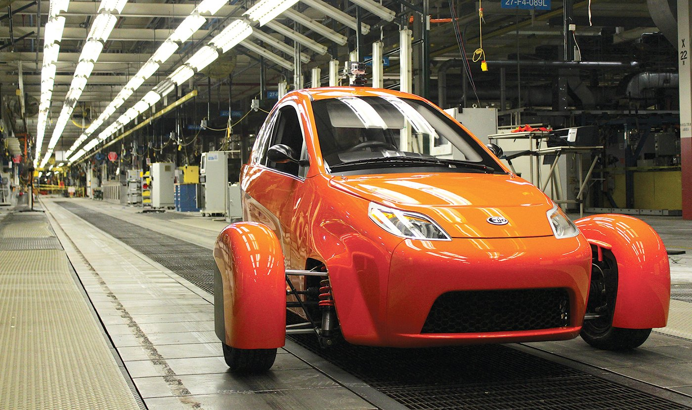 Elio Motors needs cach