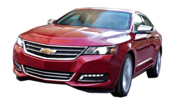 The Sedan Shrinks Into Oblivion