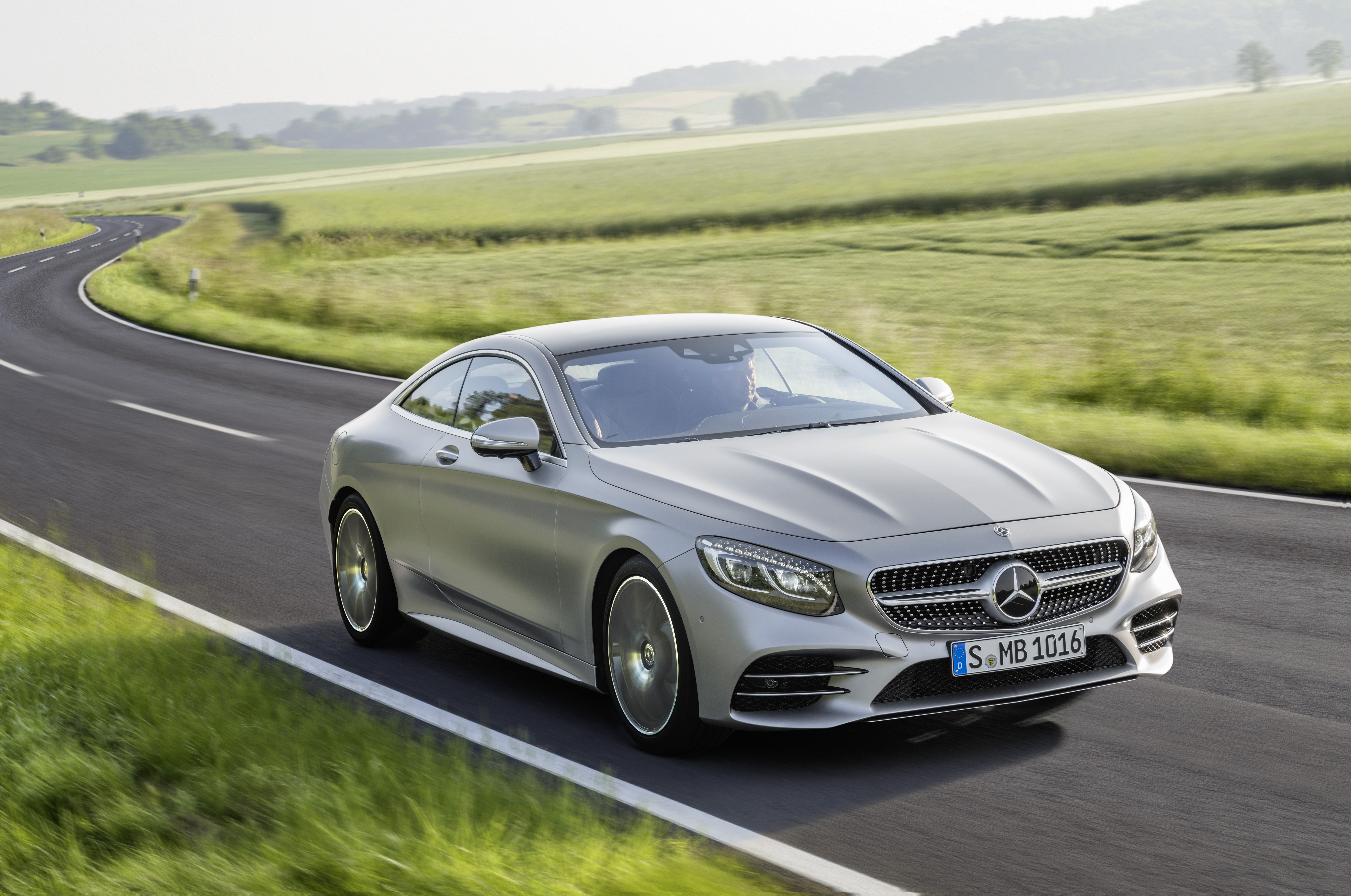 S Class Coupe >> Mercedes Re Engineered S Class Coupe Convertible Go On Sale In 2018