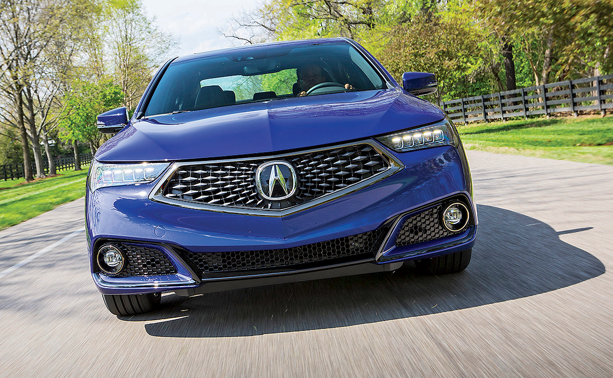 Acura S Mission For Tlx Fix Styling