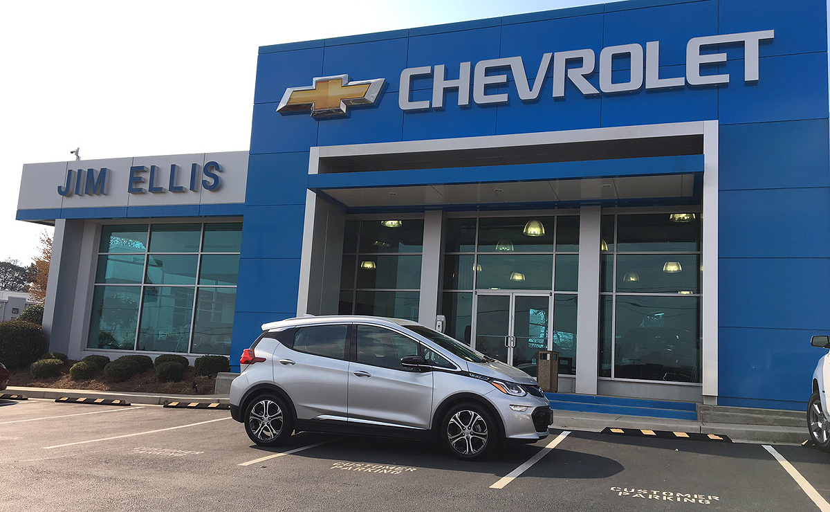 How An Atlanta Dealership Acquired A Chevy Bolt Six Months Early