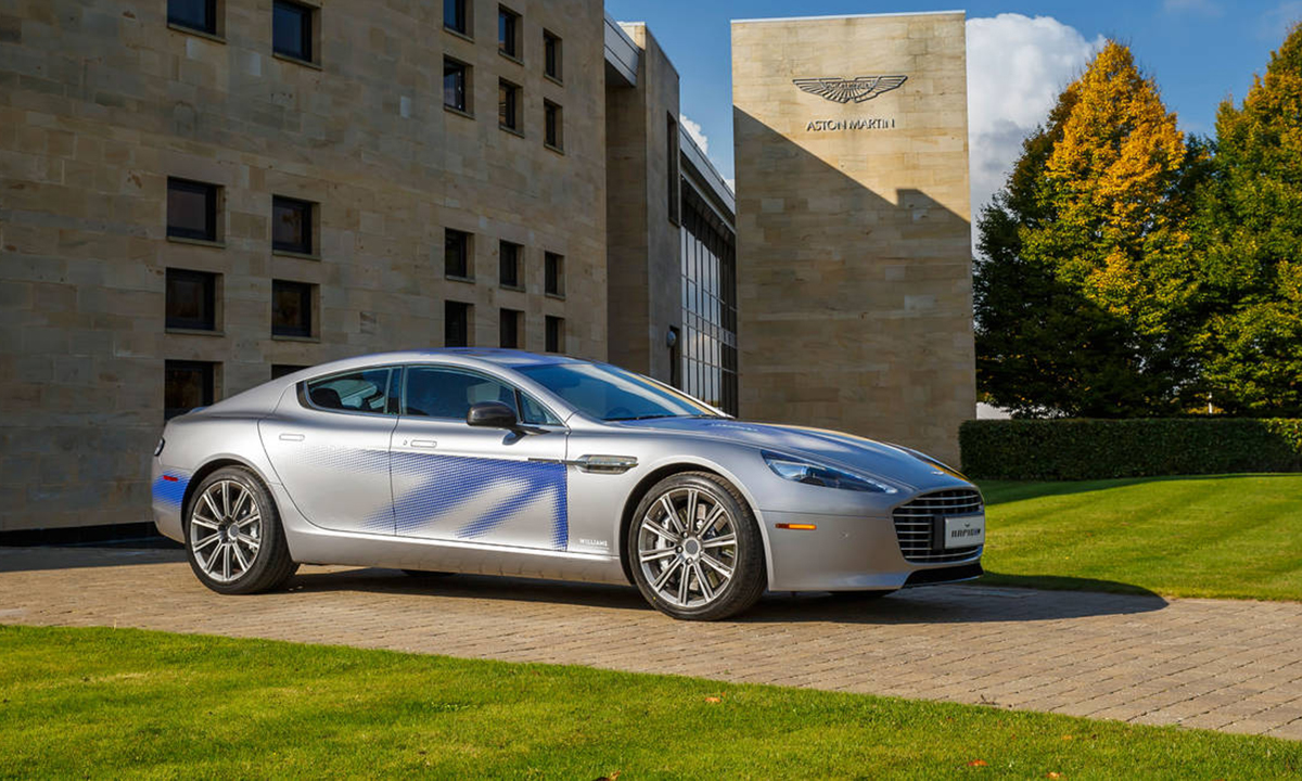 Aston Martin Plans All Hybrid And Ev Lineup By 2030
