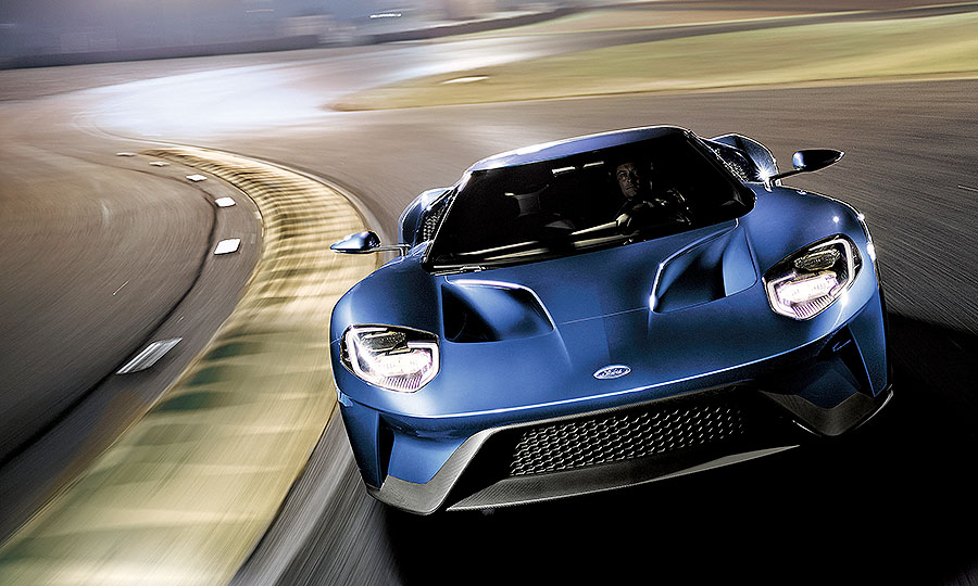 The Ford Gt Supercars Engine Generates  Hp And  Pounds Feet Of Torque The Cars Power To Weight Ratio Is   Pounds Per Horsepower Between Its Two