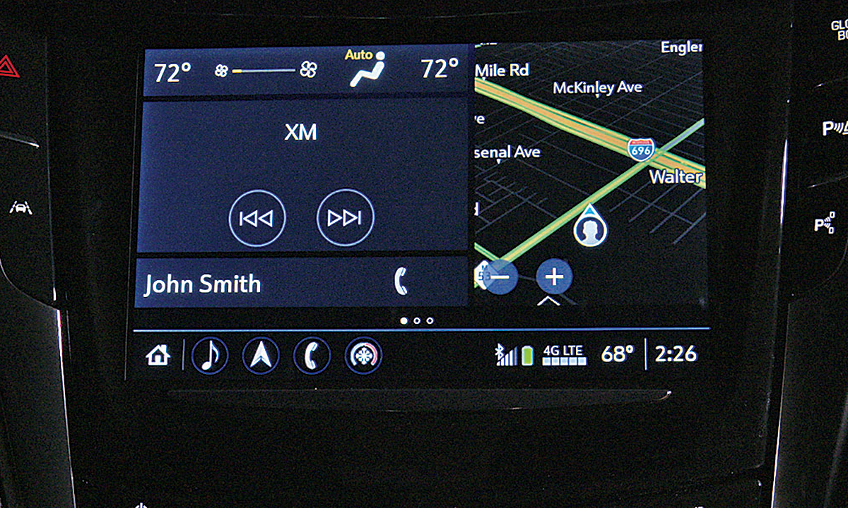 Cadillac revamps CUE infotainment in response to customer
