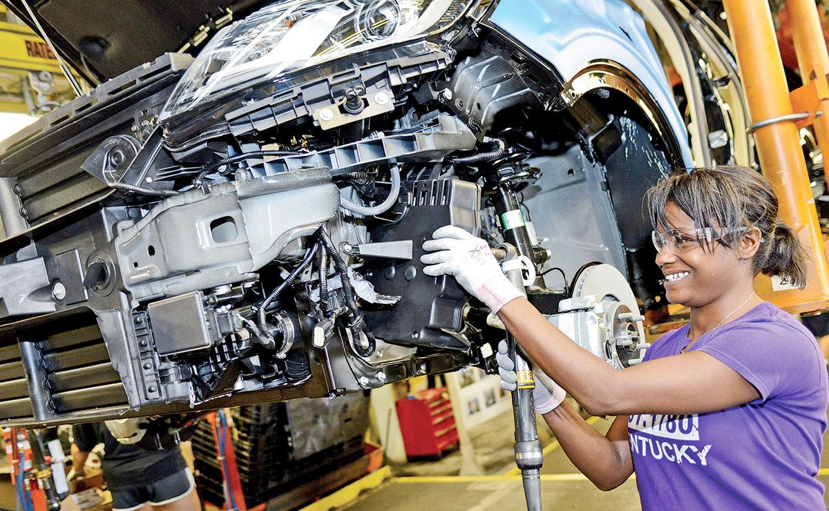 Ford shortens summer shutdown at Louisville plant