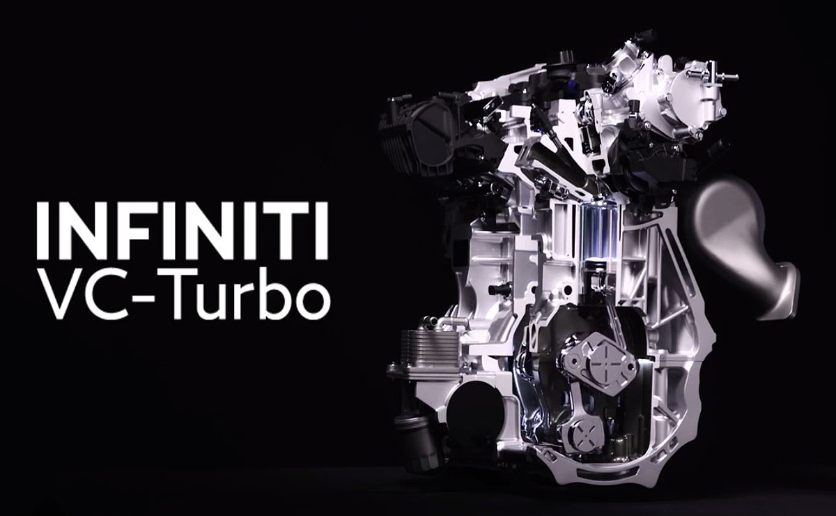 Infiniti rolls out industry,first variable compression engine