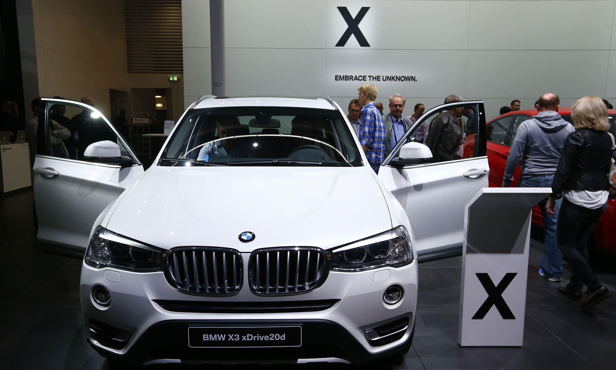 In Bmw S Hometown A Push To Ban Diesels To Curb Pollution