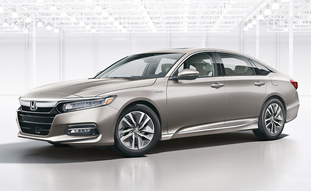 Honda Prepares For Electrifying Lineup
