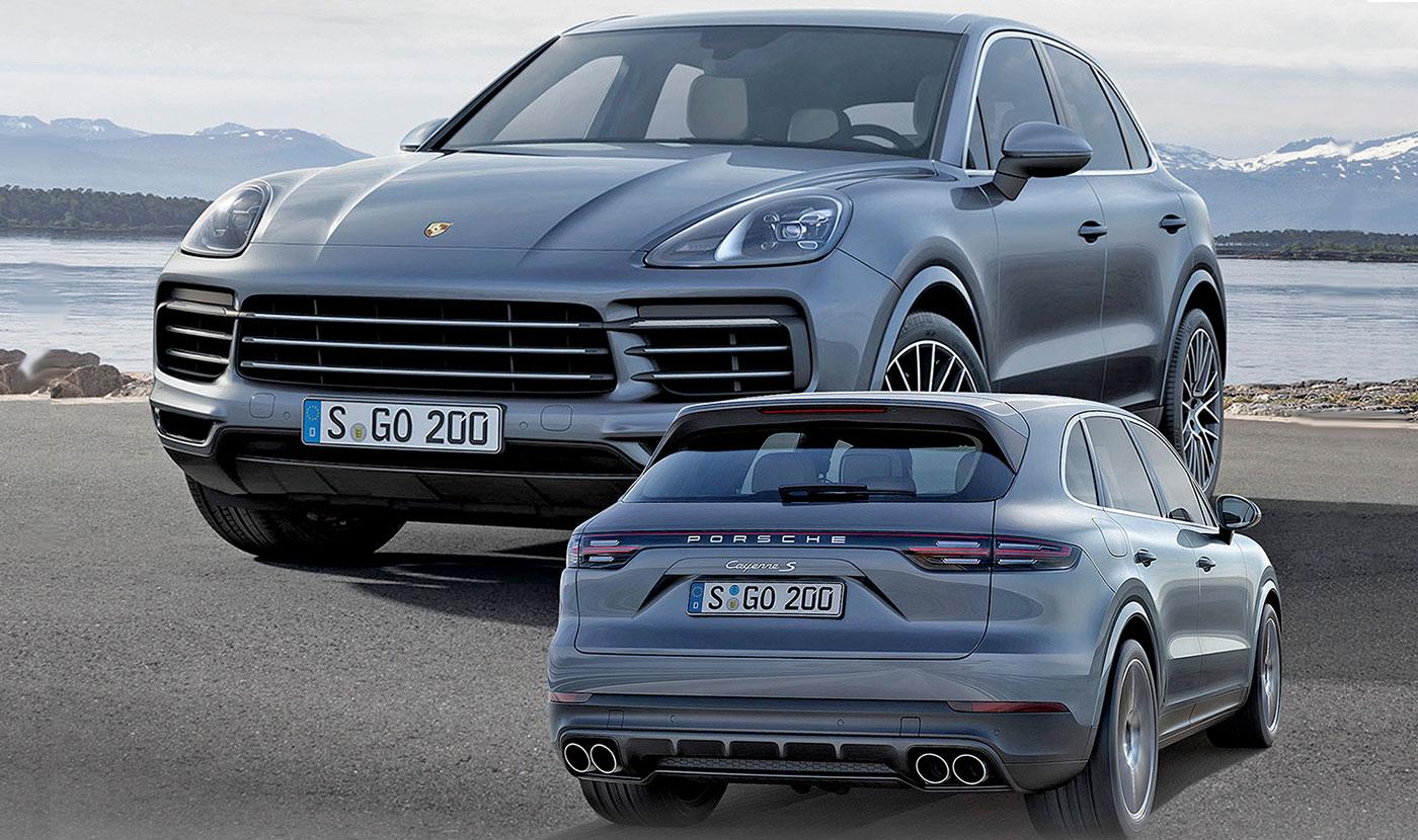 Porsche\u0027s next,gen Cayenne will hit U.S. in mid,2018