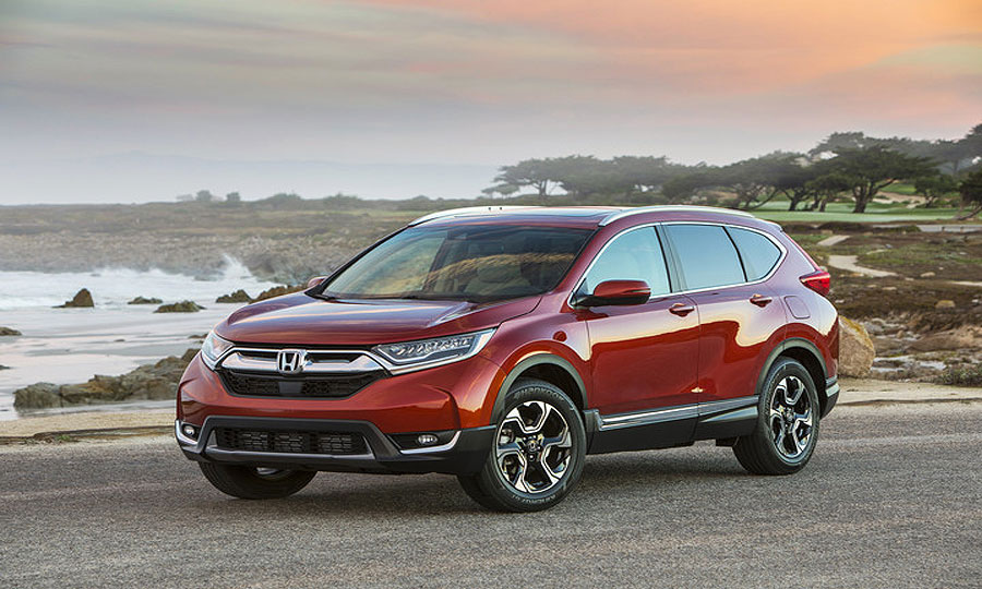 For The Second Year In A Row Honda Cr V Was Most Researched Vehicle On Edmunds U S Followed By Two Car Models And