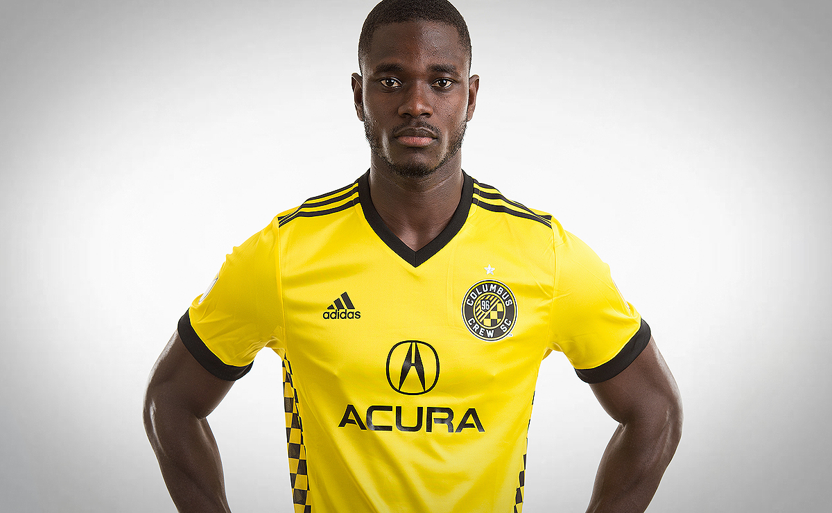finest selection 74acf f9962 Acura lands jersey sponsorship deal with Columbus Crew ...