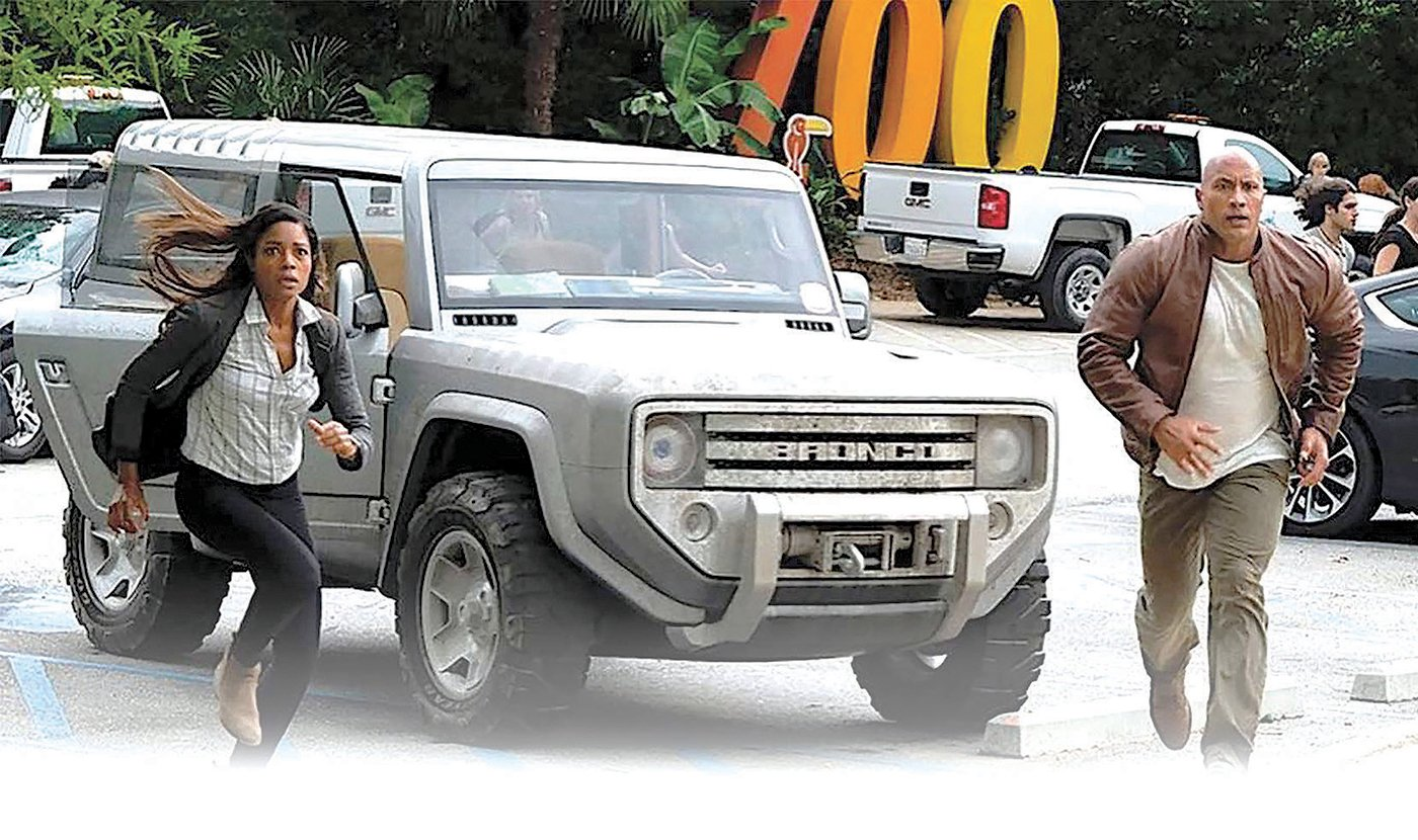 2004 Bronco Concept Hits Street Sort Of