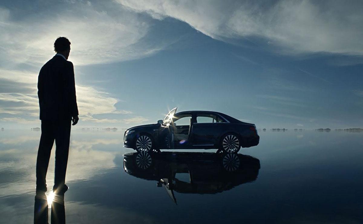 Lincoln taps McConaughey for Continental ad campaign 8688bf069