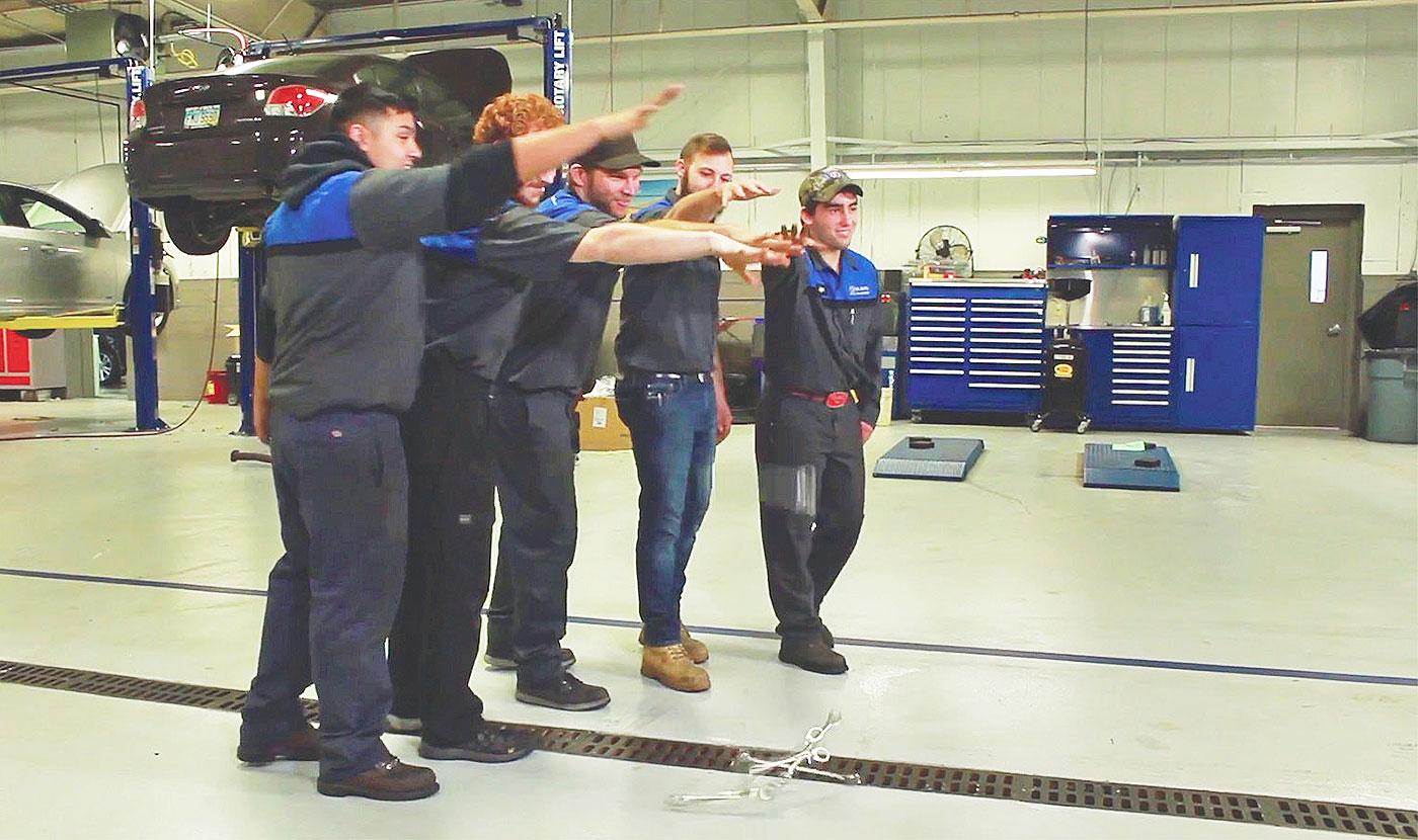 Ganley Subaru East >> Dealership Taps Local Roots Social Media To Gain Customer