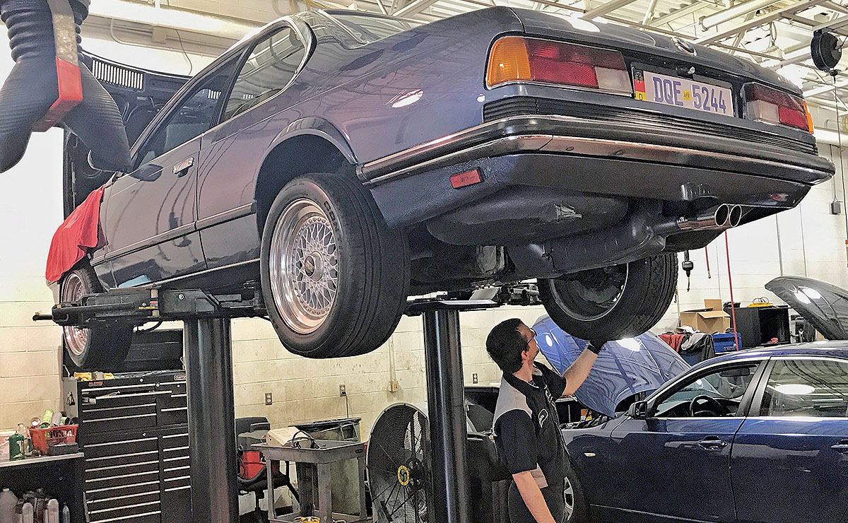 Bringing Classic Cars Back To The Dealership
