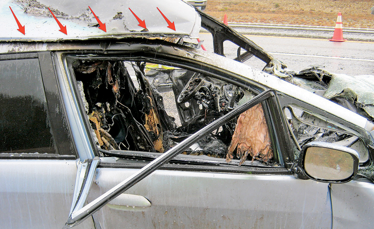 $42 million verdict in crash case is 'clarion call' to body shops