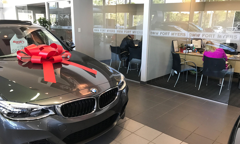 BMW works to balance inventory