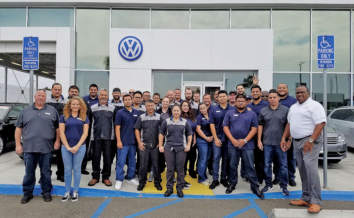 what's the secret to success? at volkswagen of kearny mesa, it