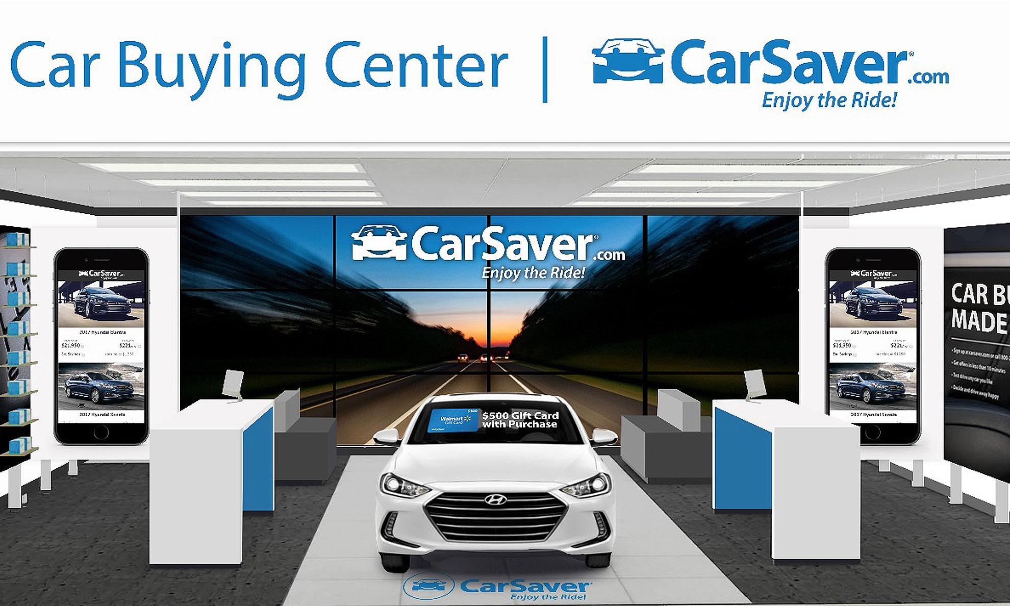 Wal Mart Carsaver Will Sell Cars