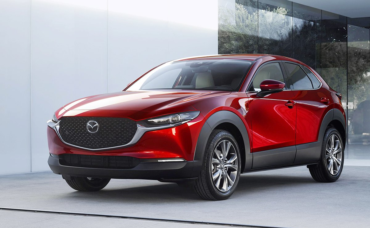 Mazda S Cx 30 Is A Bit Ger Than The 3