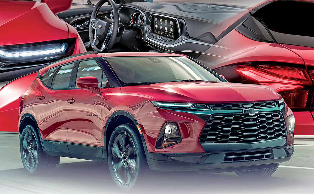 New Chevy Blazer >> Chevy Blazer Gm S Newest Political Football