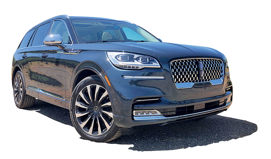 Lincoln, Cadillac pin hopes on big Aviator, XT6 crossovers