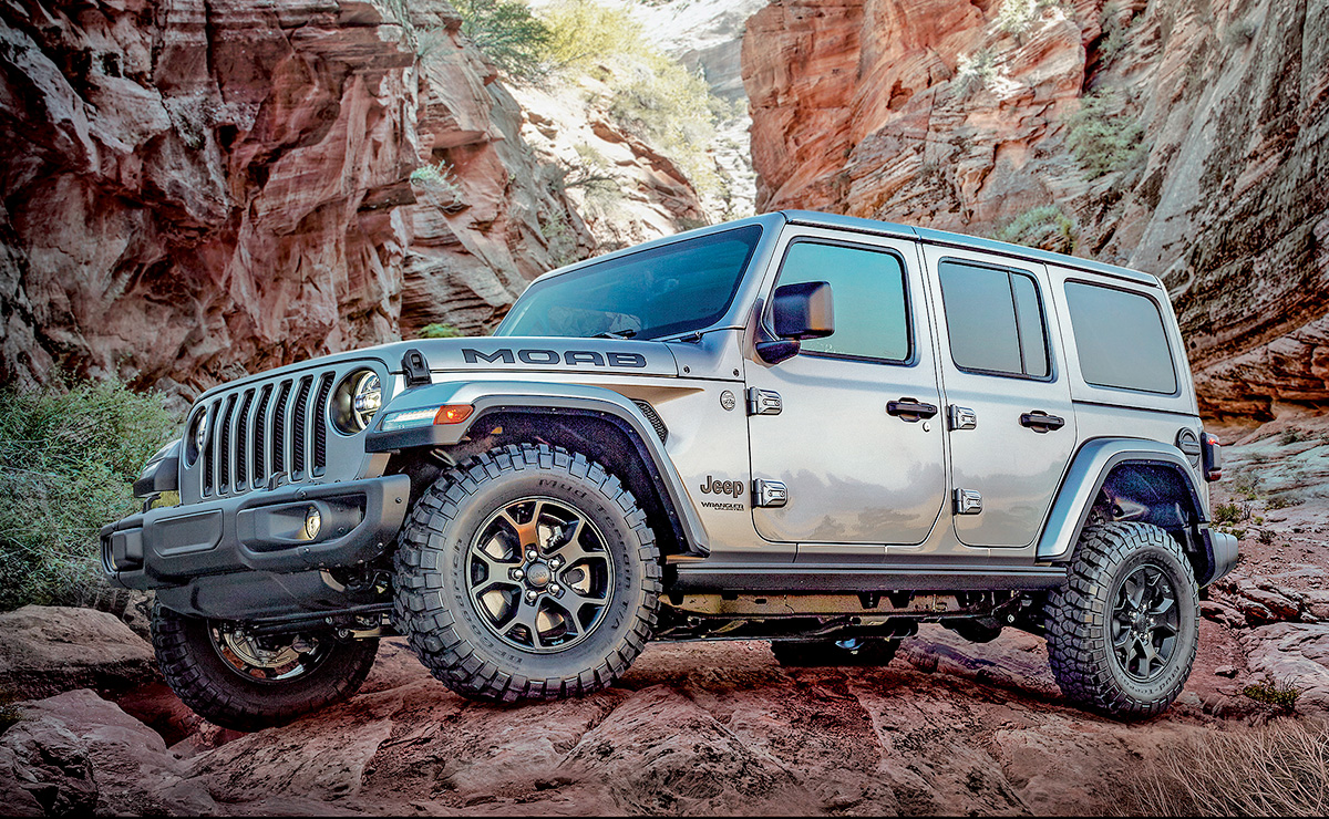 Jeep Wranglers pile up on dealer lots, even as sales and