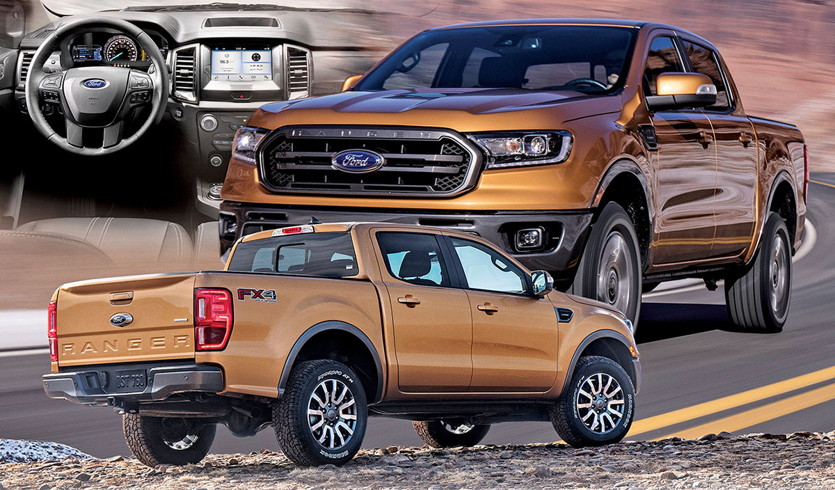 As the Ford F-150 got bigger and pricier, the automaker saw