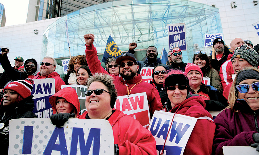 ford uaw contract negotiations 2021