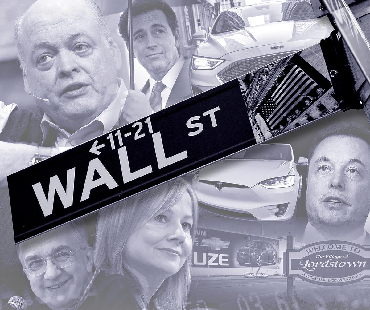 Can car companies ever win on Wall Street?