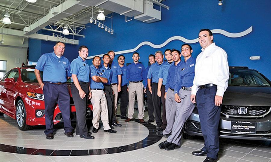 Dealerships In Amarillo Tx >> Autonation Employee Handbook - Best Employee 2019