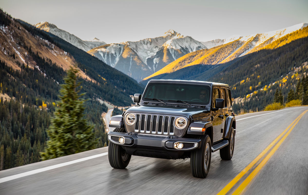 FCA sued over alleged Jeep Wrangler steering issues