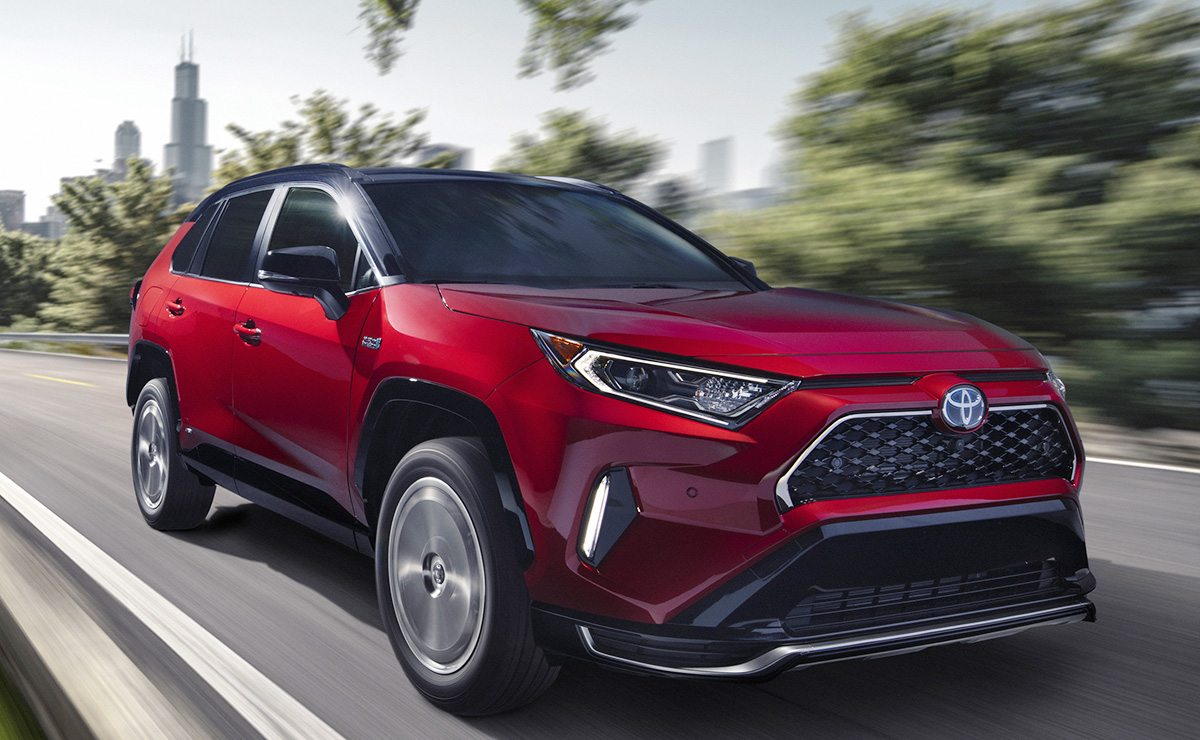 Image result for 2021 rav4 prime