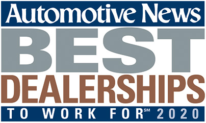 2020 Best Dealerships To Work For