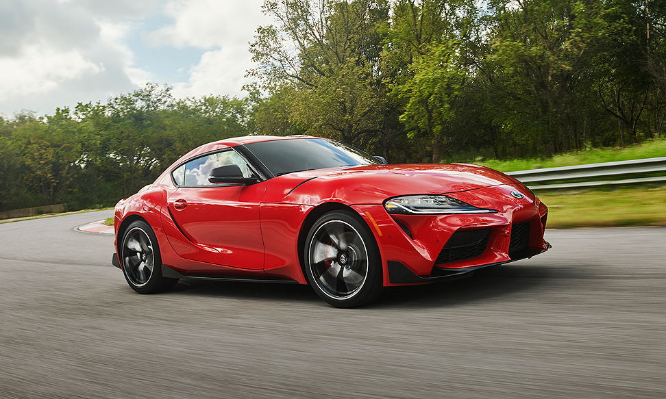 2020 Toyota Supra to be assembled by Magna Steyr