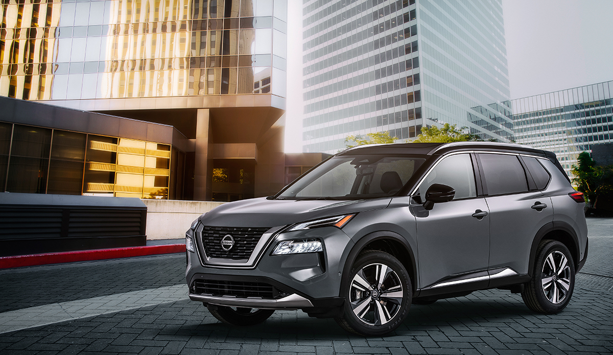 Best Tech Of 2021 Nissan ups tech game on redesigned Rogue