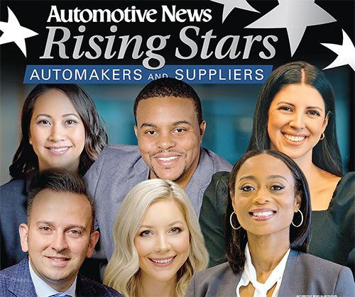 2021 Automotive News Rising Stars