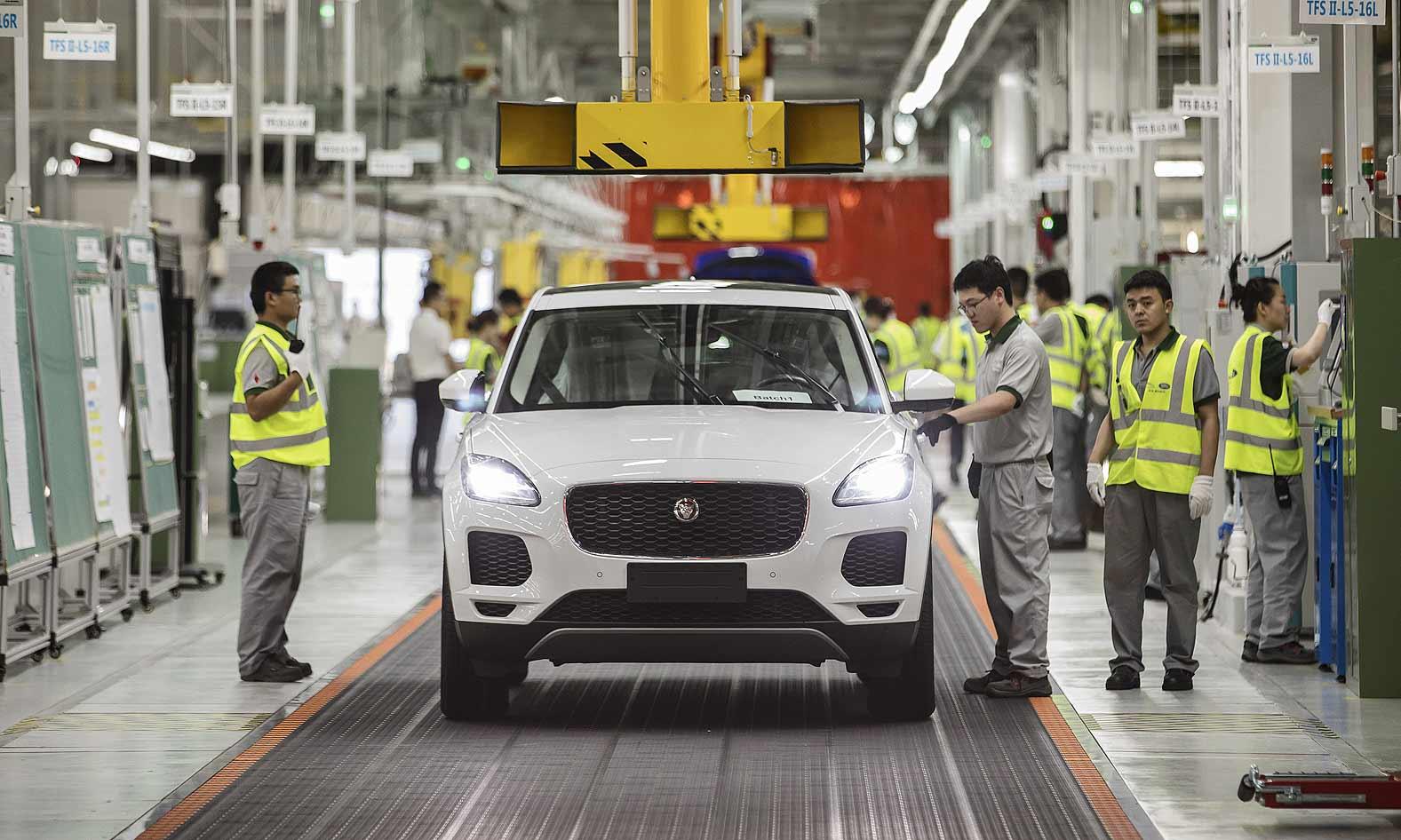 Jaguar Land Rover CEO Speth outlines revival plan for