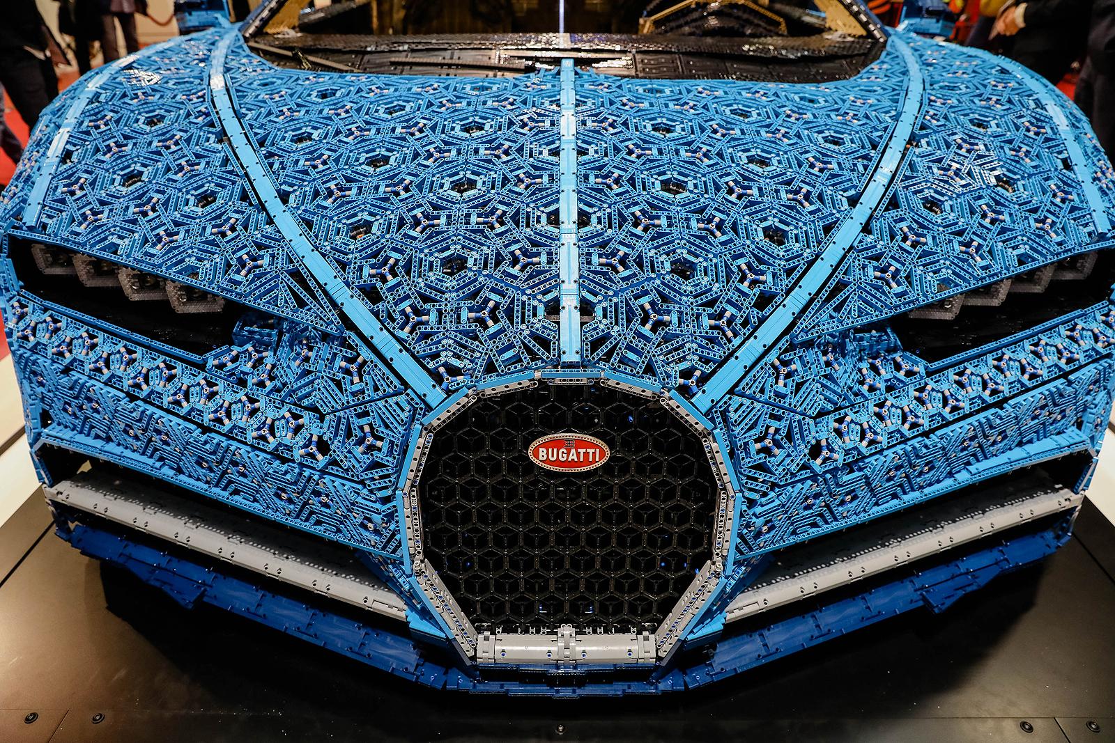 No SUV plans for Bugatti