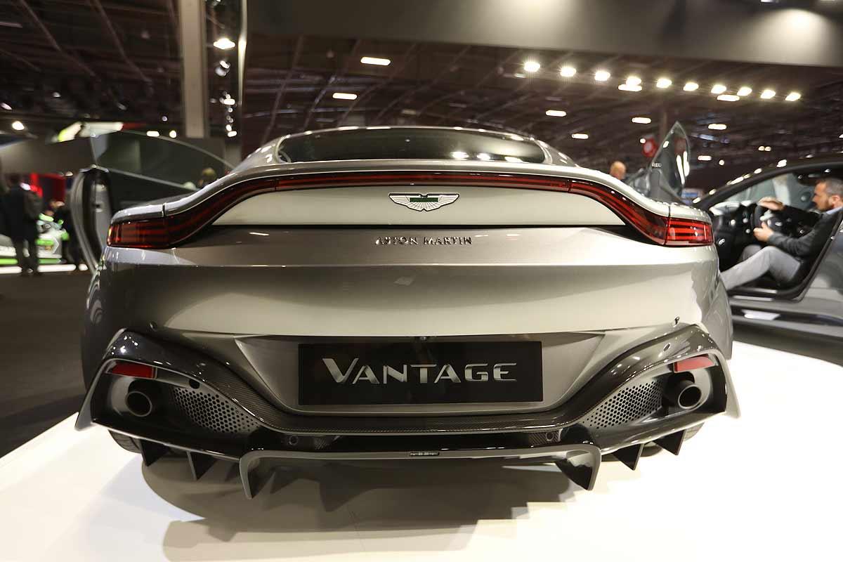 Chase Auto Finance Subaru >> Aston Martin Chase Auto Partner For Financing