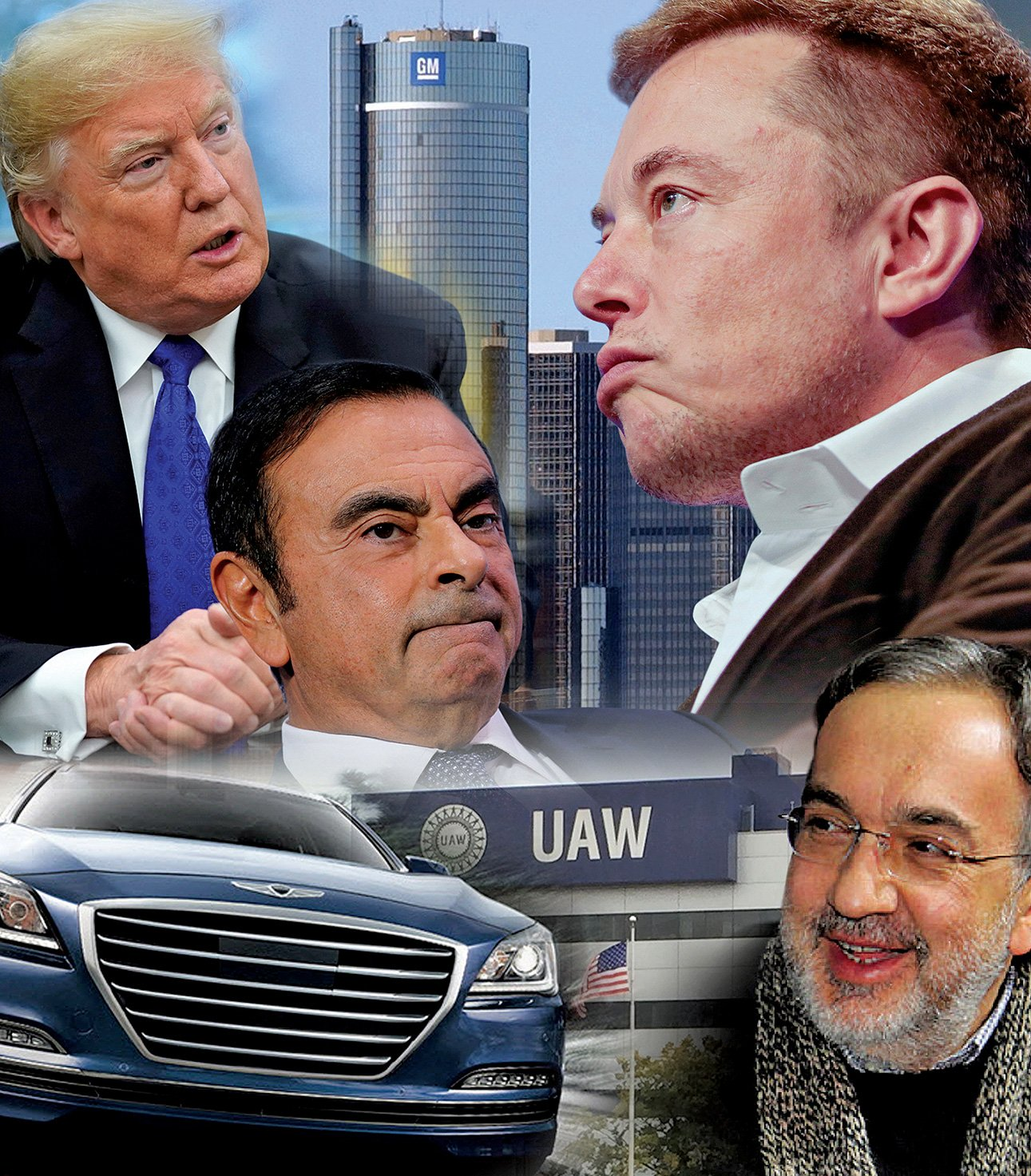 The biggest stories of the auto industry in 2018