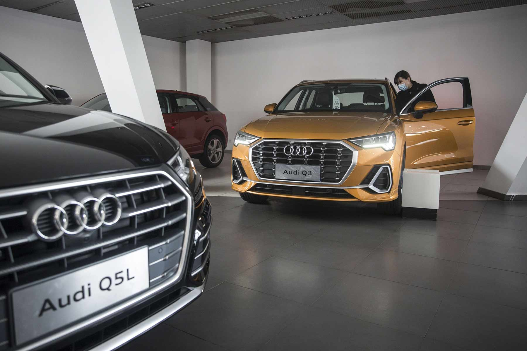 China Auto Sales Expected To Grow In 2021