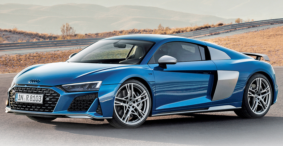 2019 New York Auto Show Audi R8 Supercar Tt Coupe Take Different Paths