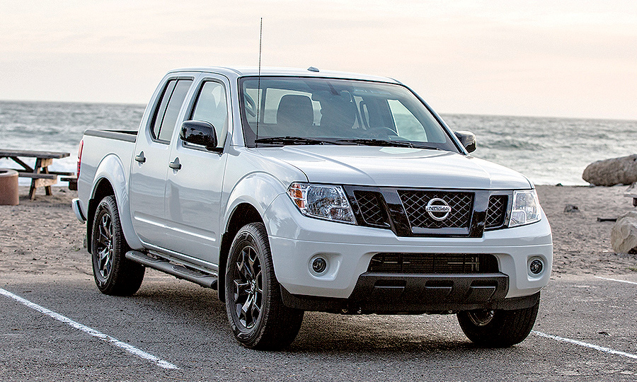 New Nissan Frontier >> In Battle Of Midsize Pickups A New Frontier